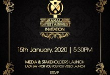 Lady Jay Latest Video Launch