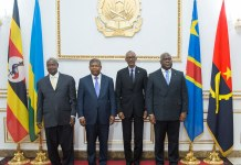 Quadripartite Summit | Luanda, 12 July 2019