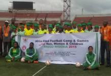 IBSA Blind Football Women's World Championships
