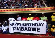 Zimbabwe's Independence Day celebrations