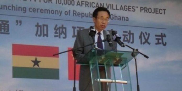Chinese Ambassador To Ghana