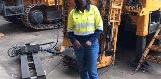 Bernice Adzo Gbadam, Health & Safety Coordinator.