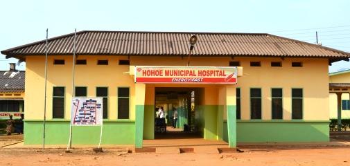 Hohoe Municipal Hospital