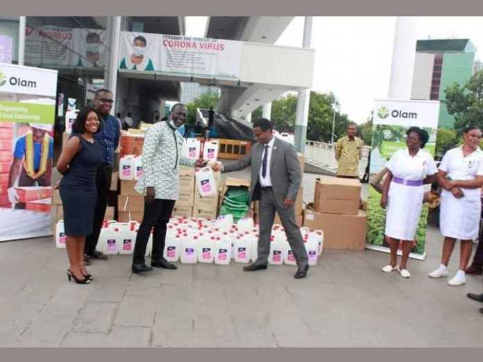 Olam Ghana Supports Accra Regional Hospital And Kccr