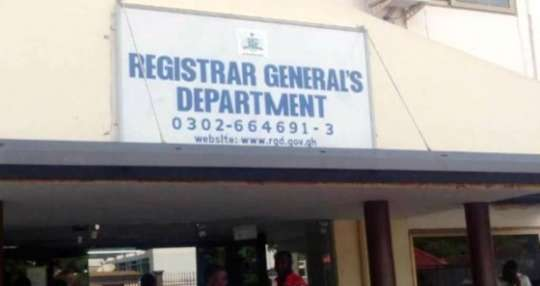 Registrar General