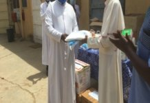 Catholic Priests Donate Ppes To Fight Covid