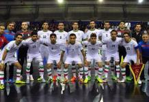 Iranian National Futsal Team