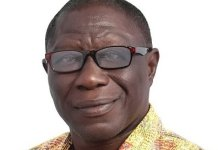 Mr Prosper K Pi Bansah Ho Municipal Chief Executive