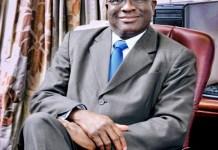 Professor Joseph Atsu Ayee