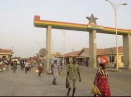 The Ghana Togo Border