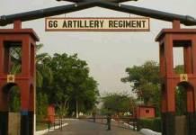 Volta Barracks