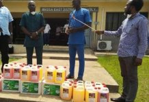 World University Services Of Canada Gives To Wassa East District Assembly