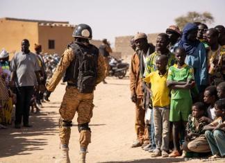 At Least Civilians Killed By Gunmen In Burkina Faso