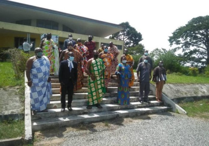Central Regional House Of Chiefs Moves To Sanitise Land Transactions