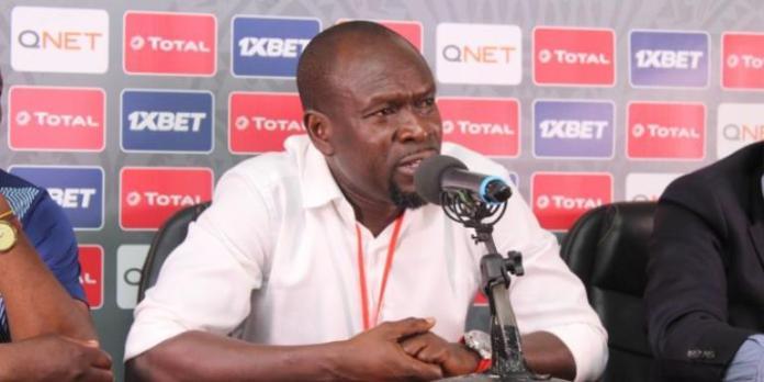 Coach C. K. Akonnor