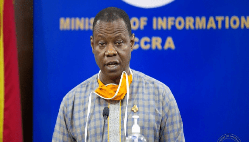 New COVID-19 positive cases and facility admissions declining-Dr Kuma- Aboagye   News Ghana