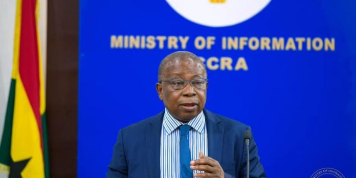 Health Minister Kwaku Agyeman Manu