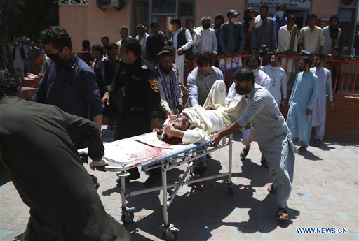 Killed In Suicide Blast At Funeral In Eastern Afghanistan