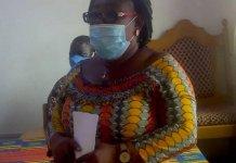 Madam Emma Adom Director For Social Welfare And Community Development