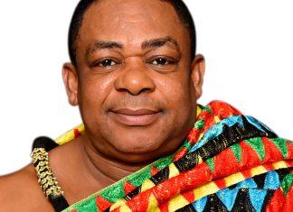 Nana Dr Appiagyei Dankawoso I