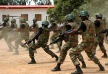 Nigerian Army Bokoharam