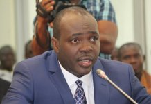 Youth And Sports Minister Isaac Asiamah