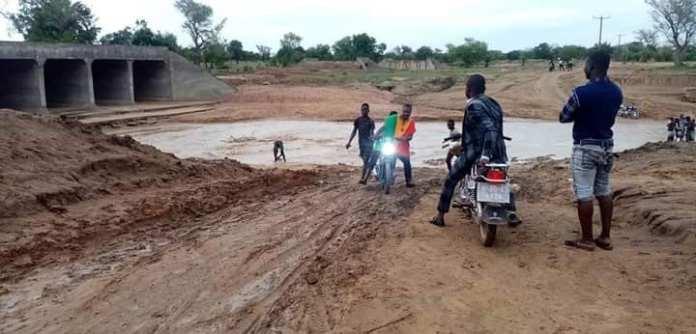 Bongo Balungu Bridge