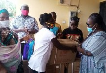 Gomoa Central Mp Donates Sewing Machines To Trainees