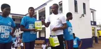 Schools Sanitation Tour