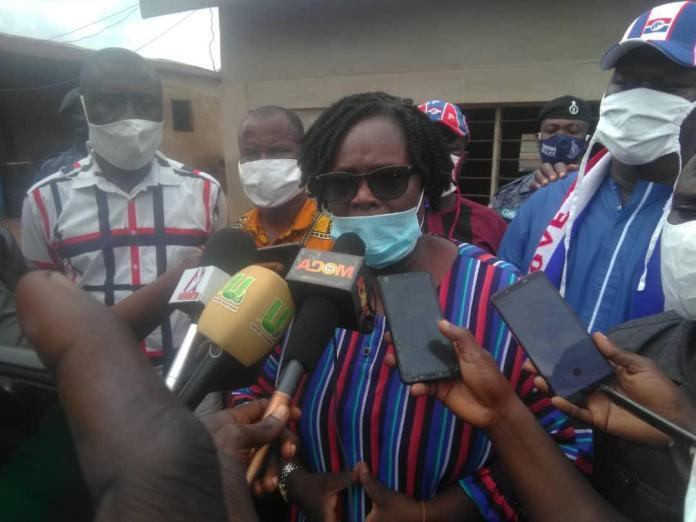 Mrs Naana Eyiah Quansah
