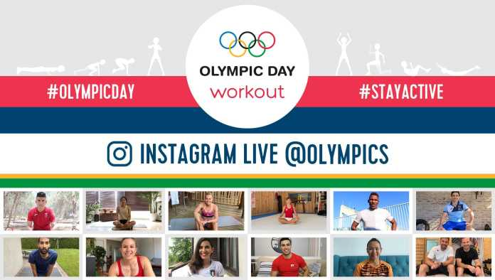 Olympic Day Active