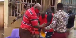 Pastor Arrested E