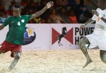 African Beach Soccer Union Absu