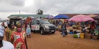 Atiwa East Ncce Sensitisation On Covid