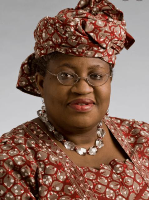 Dr Ngozi Okonjo Iweala