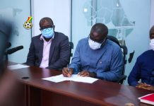 Gfa And Yea Sign Mou For Womens Premier League X