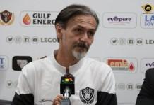 Goran Barjaktarevi Head Coach Of Legon Cities Fc