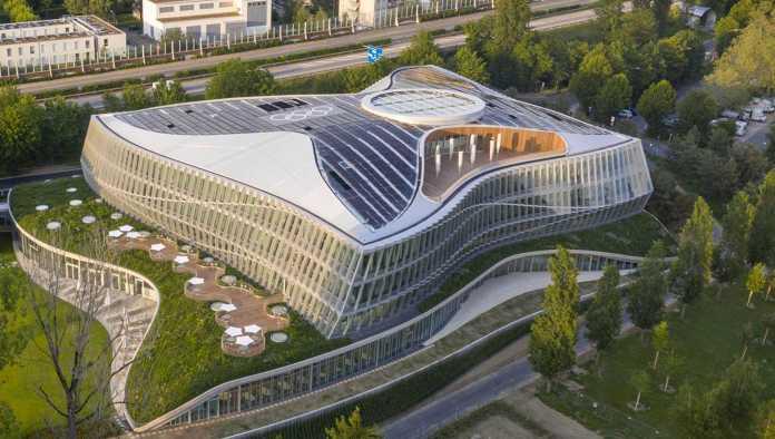 Ioc Award Greenhouse
