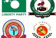 Liberian Political Parties