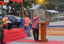 President Inaugurates Water System For Five Communities In Central Gonja