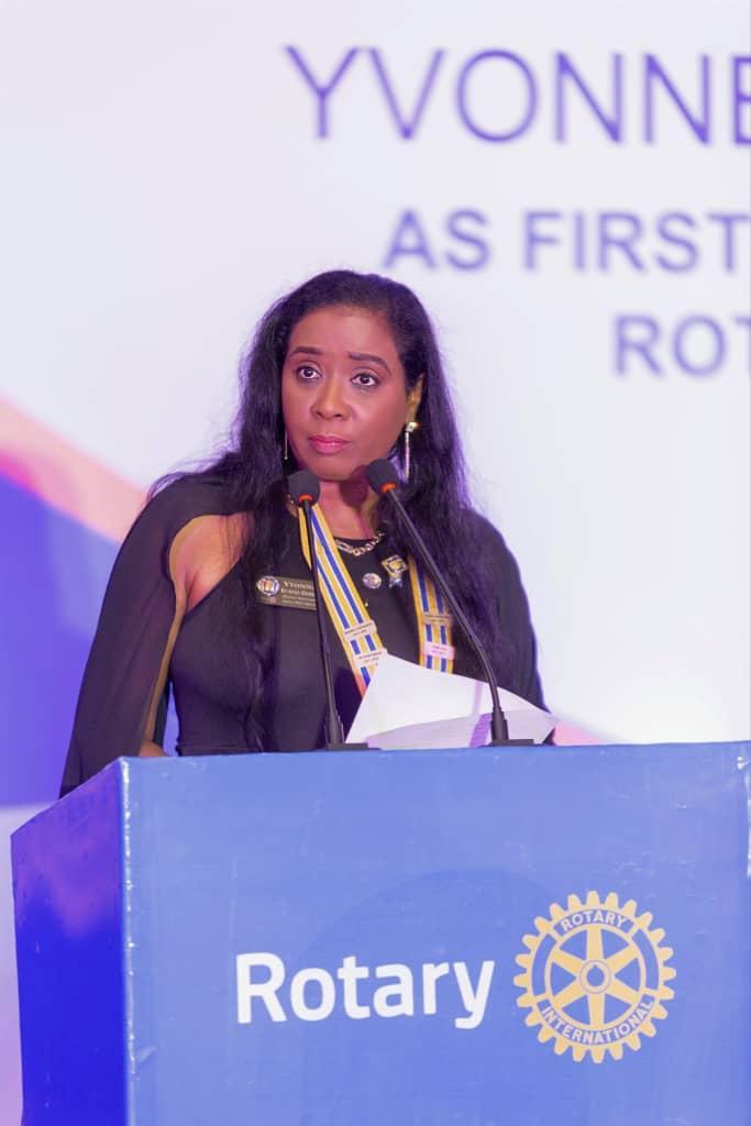 Social Rotary Governor
