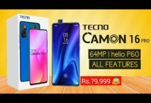 Tecno CAMON 16 Series promises some great pictures