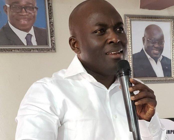 Afigya Kwabre South Constituency Npp Chairman Odeneho Kwaku Appiah