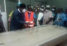 Aliu Mahama Refurbishes Yendi Hospital Mortuary