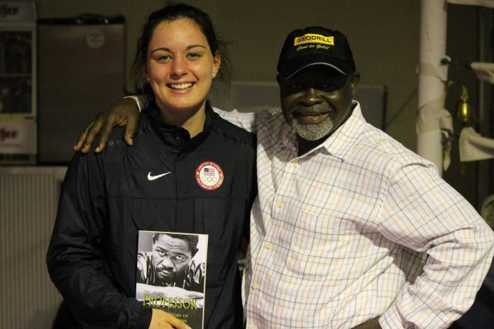 Caitlin Parker With Azumah