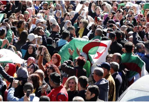 Algeria to hold referendum on new constitution on Nov. 1 | News Ghana