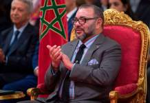 His Majesty King Mohammed Vi King Of Morocco