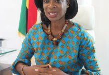 Mrs Kate Quartey Papafio