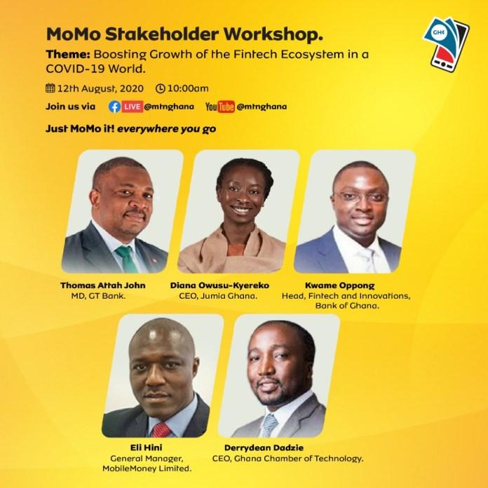 Mtn Momo Stakeholder Forum