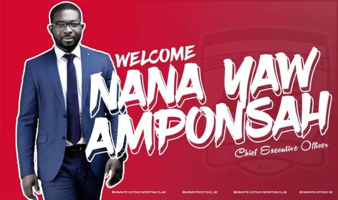 Nana Yaw Amponsah